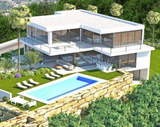iberis projects villa marbella